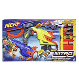 Nerf Nitro DuelFury Demolition Car Set
