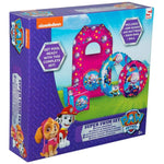 Paw Patrol Girls Super Swim Set With Armbands,Swim Ring, Air Mattress & Ball