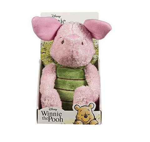 Official Disney Winnie The Pooh - Piglet Soft Plush Toy - 25cm