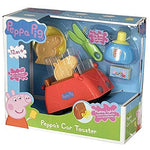 Peppa Pig Car Toaster With Lights & Sound