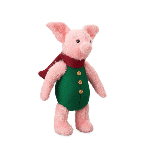 Official Disney Christopher Robin Piglet 32cm Soft Toy Plush