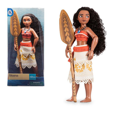 Official Disney Moana 28cm Classic Doll