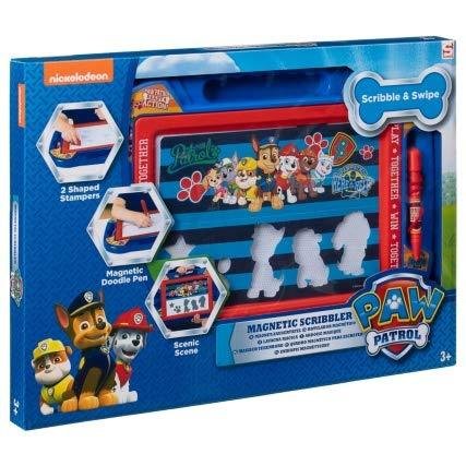 Paw Patrol Medium Magnetic Scribbler Childrens Doodle Drawing Board