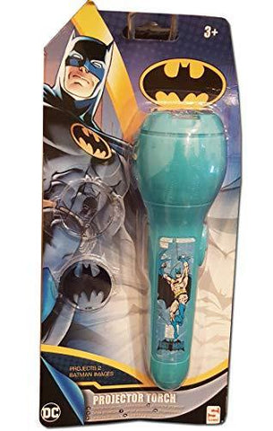 Batman Night Light Projector Torch Blue With 2 Slides