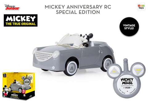 Disney Original Mickey Mouse 90th Anniversary RC Car