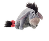 Offiical Disney Winnie the Pooh - Eeyore 13cm Soft Bean Toy
