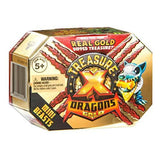 Treasure X Dragons Gold Mini Beast Pack-Styles Vary
