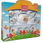 My Playhouse 10 Piece Porcelain Tea Set
