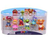 Disney Muppet Babies Playroom 6 Figurine Playset