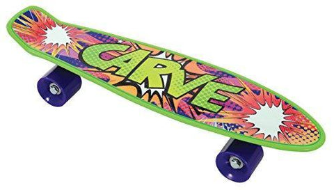 Bored Kids' X Pop Art Cruiser Skateboard