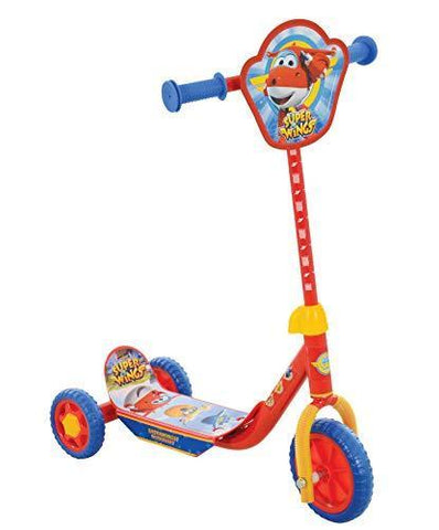 Super Wings M14676 First Tri Scooter