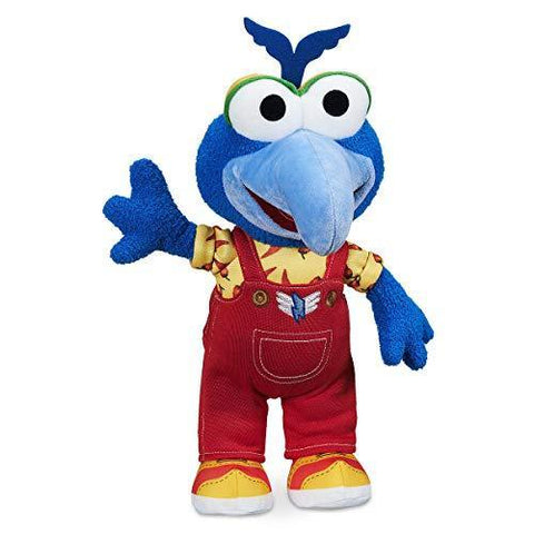 Official Disney Gonzo Small Soft PlushToy, Muppet Babies