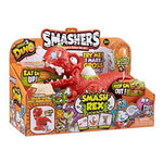 Smashers Series 3 Smash Rex With 2 Exclusive Figures