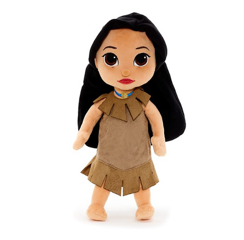 Official Disney Pocahontas Soft PLush Doll