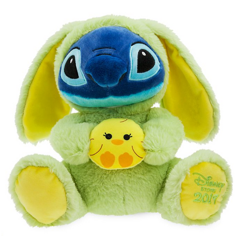 Official Disney Stitch Easter Edition Medium Soft Toy 28cm - Lilo and Stitch