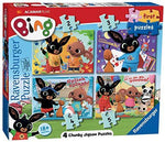 Ravensburger My First Puzzle, Bing Bunny (2, 3, 4 & 5pc) Jigsaw Puzzles 06870