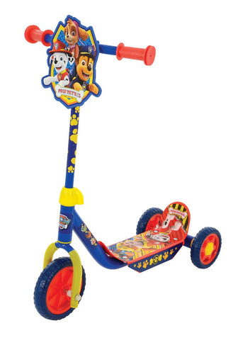 Paw Patrol Deluxe my first 3 Wheel Tri Scooter