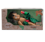 Official Disney Jungle Book Mowgli Baby Doll, Disney Animators' Collection