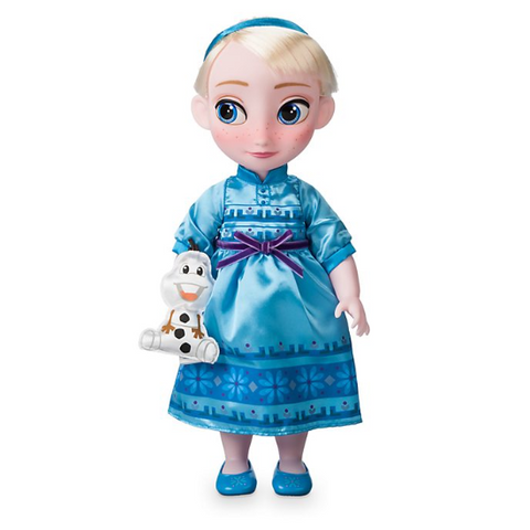 Official Disney Frozen Elsa Animator Doll 38cm