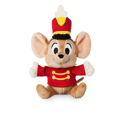 Official Disney Dumbo Timothy Mouse 18cm Mini Bean Bag