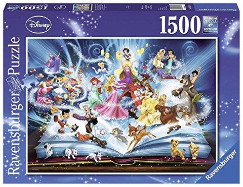 Ravensburger Disney Storybook 1500pc Jigsaw Puzzle 16318