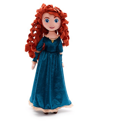 Official Disney Brave Merida Soft Plush Doll 48cm