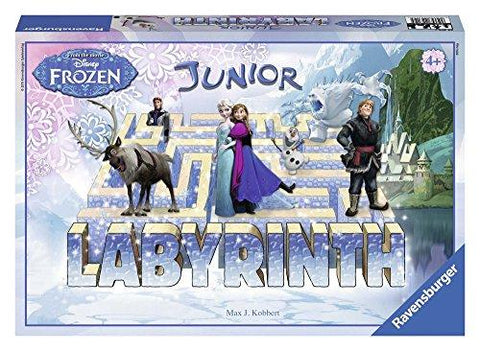 Ravensburger Disney Frozen Labyrinth Junior - The Moving Maze Game
