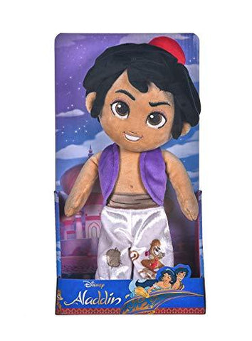 Posh Paws Disney Aladdin Soft Doll in Gift Box - 25cm