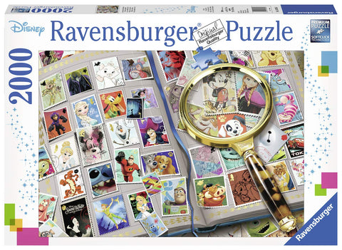 Ravensburger Disney Stamp Album, 2000pc Jigsaw puzzle 16706