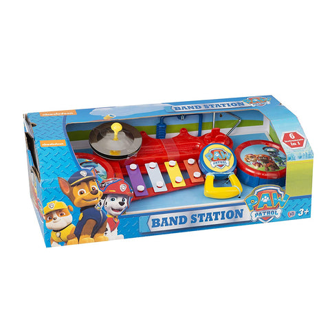 Paw Patrol Musical Band Station