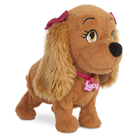 Club Petz Lucy Sing & Dance Soft Toy
