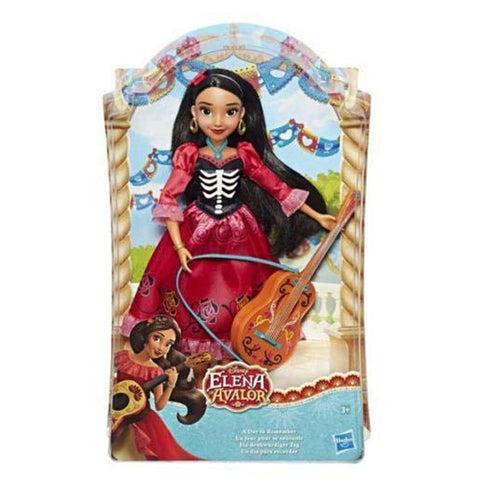 Disney Princess Elena Of Avalor Doll A Day To Remember