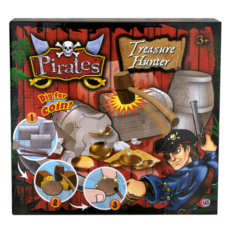 Pirates Treasure Hunter Dig For Coins
