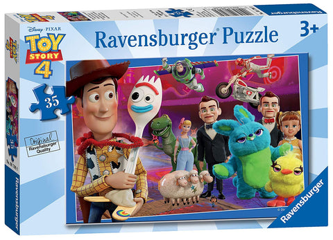 Ravensburger 8796 Disney Pixar Toy Story 4 - 35pc Jigsaw Puzzle