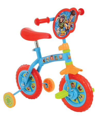 Disney Toy Story M004057 - 2 in 1 10'' Bike