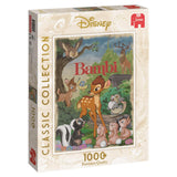 Jumbo 19491 Disney Classic Collection Bambi Jigsaw Puzzle