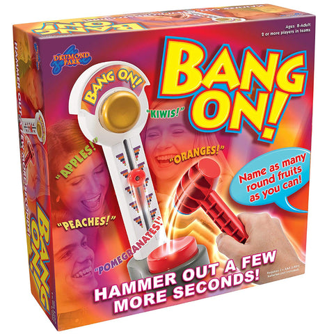 Drumond Park Bang On! Board Game