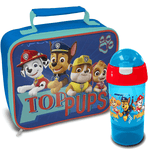 Paw Patrol Dynamic Lunchbag with Sip and Snack Bottle