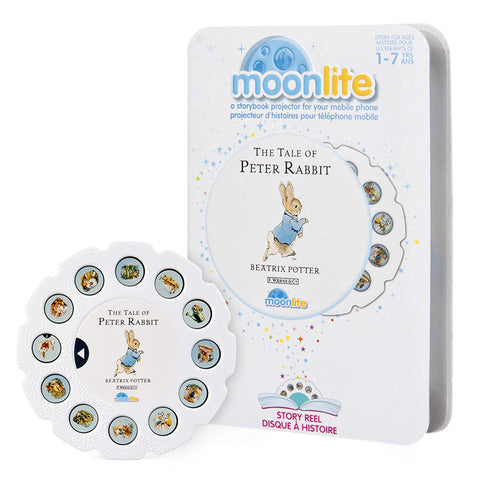 Moonlite Peter Rabbit Projector For Phones