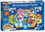 Ravensburger Paw Patrol Mighty Pups 35pc Jigsaw Puzzle