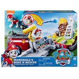 Paw Patrol Marshall?s Ride N Rescue Transforming 2 In 1 Fire Truck
