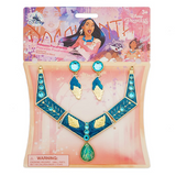 Official Disney Pocahontas Golden Costume Jewellery Set