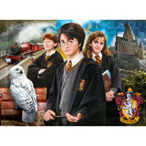 Clementoni Harry Potter 1000 Piece Jigsaw Puzzle Carry Case