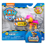 Ultimate Rescue Construction Skye Figure With Flip Up Backpack