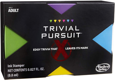 Hasbro Trivial Pursuit X Game (Explicit Content - Adults Only!)