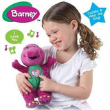 New Barney I Love You Musical 10'' Barney Soft Plush Toy