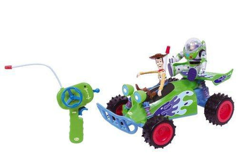 Toy Story Radio Controlled Car Buzz & Woody
