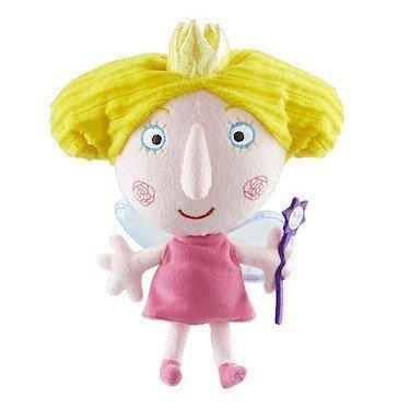 Ben & Holly's Little Kingdom 18cm Talking Holly Soft Plush Toy