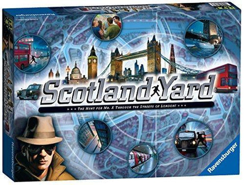 Ravensburger Scotland Yard Board Game