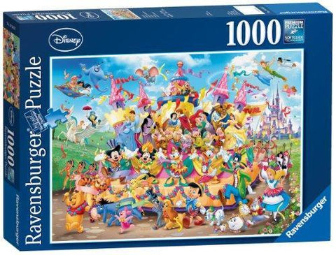 Ravensburger Disney Carnival 1000 Piece Jigsaw Puzzle